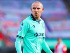 Sven van Beek baalt van weggegeven doelpunten in de tweede helft: 'Dat is gewoon slecht'