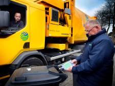 Oproep van Waardlanden: laat lege containers niet dagen op straat staan