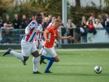 Zwaluwe laat twee punten liggen, Ramon Frijters belangrijk voor Klundert in de derby