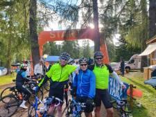 's-Gravendeels trio draagt bij aan 1 miljoen opbrengst na loodzware Giro di KiKa: 'Prachtige ervaring'