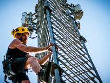 KPN: ruim helft Nederlandse zendmasten heeft 5G-apparatuur