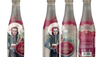 5.000 exclusieve flesjes Gouden Carolus speciaal voor 'Día de los Muertos'