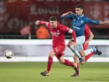 FC Twente ook tegen Ajax in 5-3-2-formatie