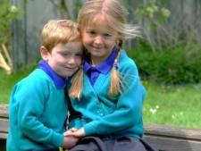 Vijfjarig meisje redt leven van haar beste vriendje (4)