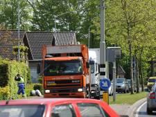 Drukke weg door dorp straks 'minder gunstig' voor vrachtauto's