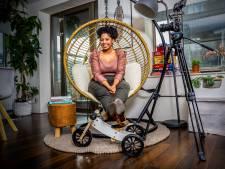 'Verlosmoeder' Djanifa als reddende social media-engel voor (aanstaande) ouders