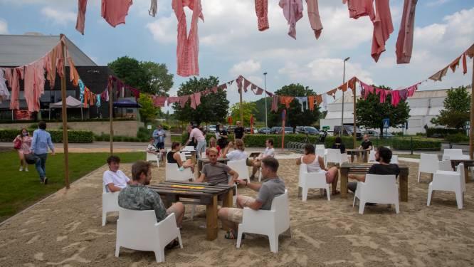 Park Barak is de nieuwe corona-proof hotspot voor de Oosterzeelse jeugd