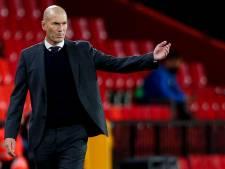 Zidane aurait annoncé son départ aux joueurs du Real Madrid