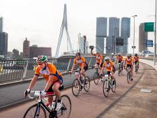 Nu al recordbedrag voor Tour de Rotterdam van Erasmus MC