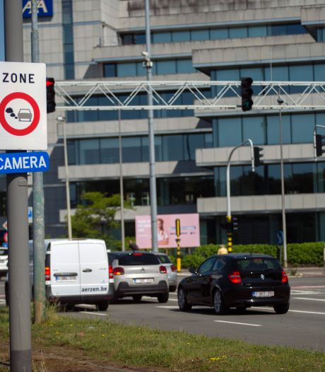 Drie keer meer LEZ-overtredingen na verstrenging begin 2020