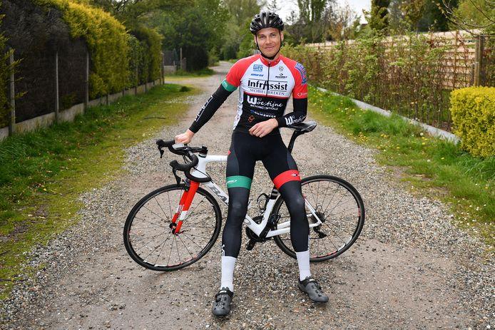 Tom Bosmans krijgt door de afgelasting van de Ardense Pijl extra tijd om zijn comeback voor te bereiden.