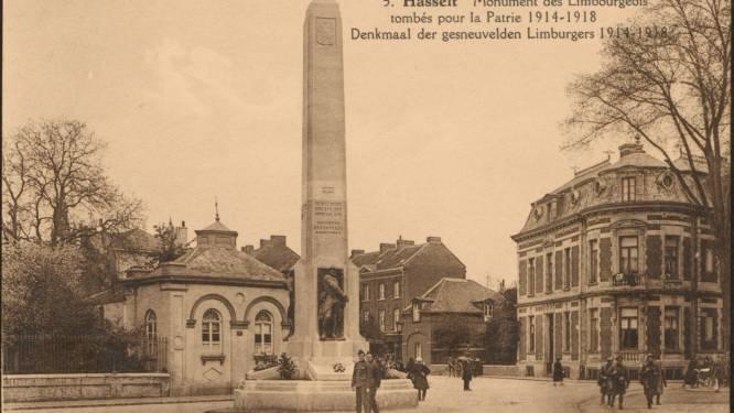 ZIEN. Bib Hasselt Limburg toont Hasseltse prentbriefkaarten uit 1900 tijdens nieuwe expo