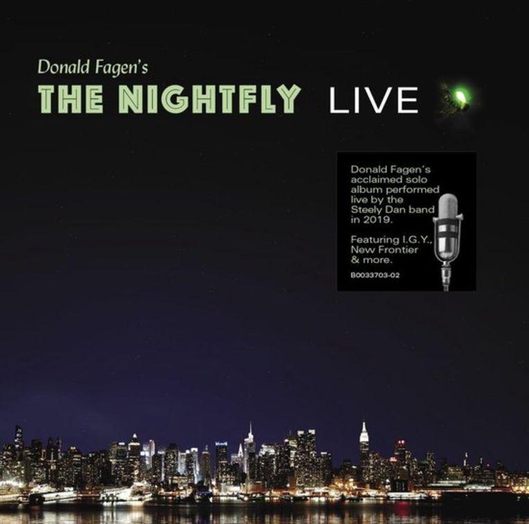 DONALD FAGEN The Nightfly Live Beeld rv