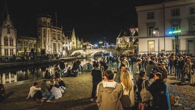 Verkeerscontrole in Gent: 16 terrasgangers keken iets te diep in het glas