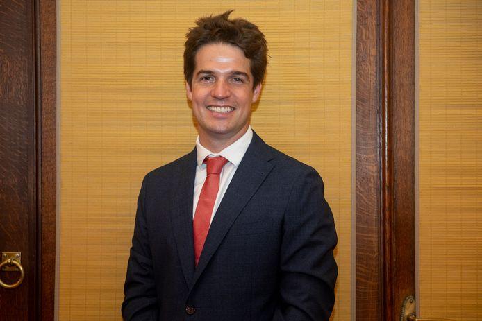 Staatssecretaris voor Relance Thomas Dermine (PS)