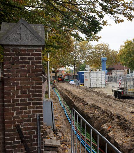Onrust over woontorens naast Eindhovens kerkhof: 'Wie wil uitzicht op dodenakker?'