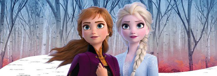 Anna en Elsa in 'Frozen II'.