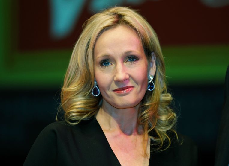 J. K. Rowling Beeld ap