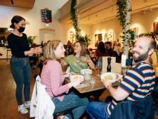 BUNK is vooral een lust voor het oog, maar qua diner is het vóór het eten de kerk uit