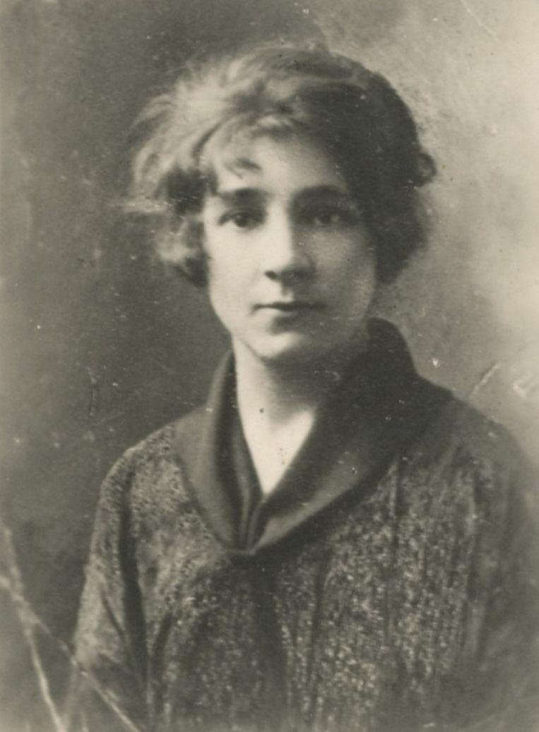 Marthe Donas. Beeld rv