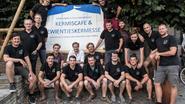 KSA Torrewachters zorgt voor sfeer tijdens kermis