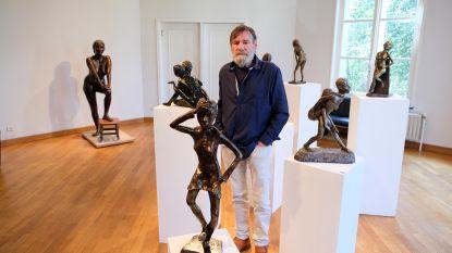 'Willebroeks Artistiek Talent' Lucien Van Der Auwera stelt tentoon