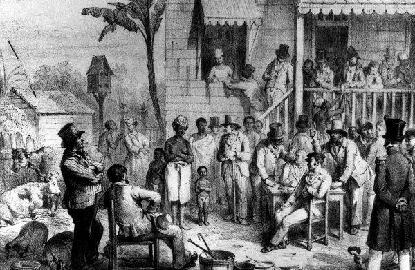 Dankzij een mythe worden we als wreedste slavenhouders gezien