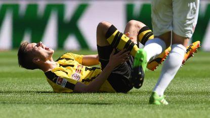 Duits international Julian Weigl breekt enkel en mist Confederations Cup