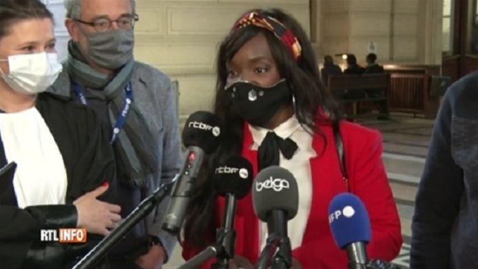 Cécile Djunga.