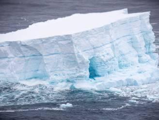 Snelheid waarmee ijs op aarde smelt sinds 1990 met 57 procent toegenomen