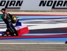 Quartararo maakt met wereldtitel de cirkel met voorbeeld Rossi rond