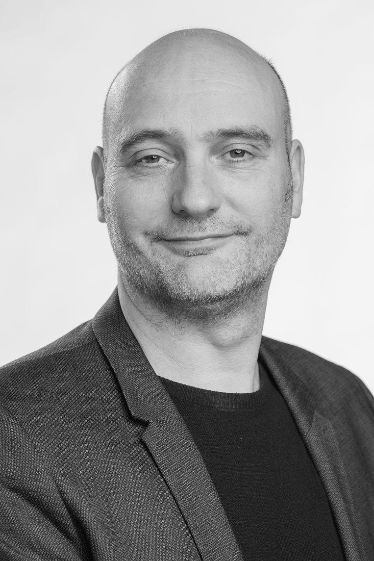 Jasper van Dijk, Tweede Kamerlid voor de SP en woordvoerder buitenlandse zaken. Beeld Hollandse Hoogte /  ANP