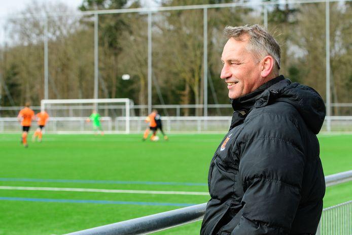 Technisch manager Gert Heerkes bouwt bij HHC aan een sterkere jeugdopleiding.