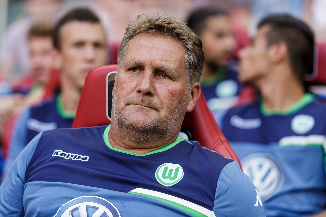 Ton Lokhoff is bezig aan zijn zevende en waarschijnlijk laatste jaar bij WfL Wolfsburg.