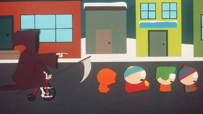 'South Park taboe in China na kritische aflevering'