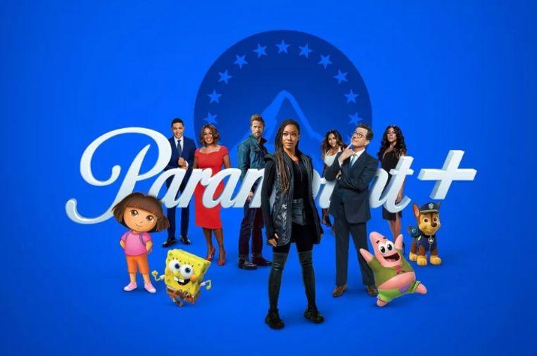 Paramount+ Beeld ViacomCBS