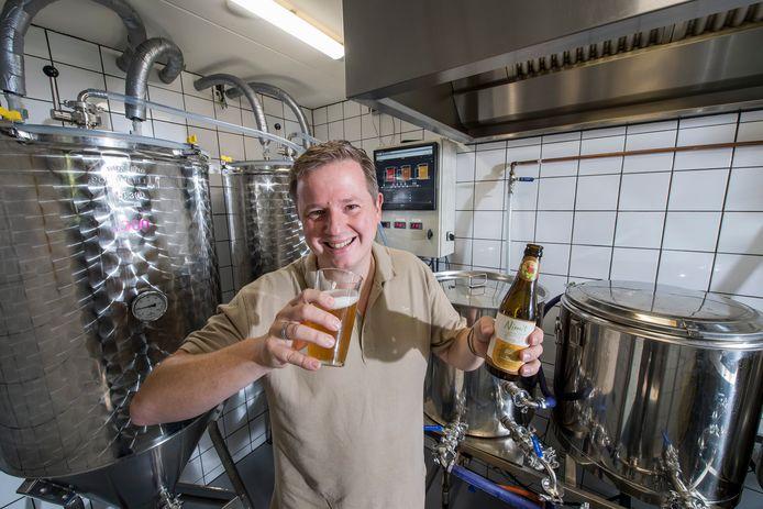 Bierbrouwer Tom van Doorn van Nimit.