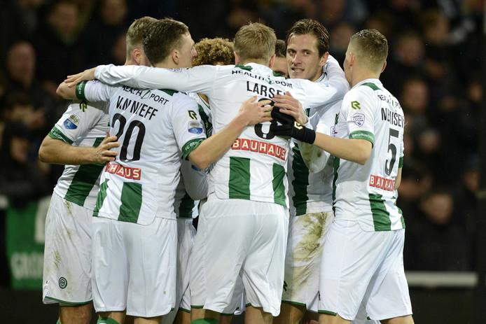 FC Groningen.