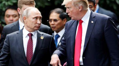 Trump zal Poetin aanspreken over Russische inmenging in verkiezingen VS