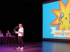 De nieuwe Junior Stadsdichter in Tilburg: Marije van Pamelen