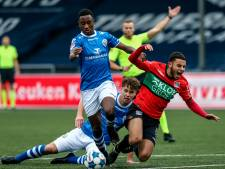 Duel tussen NEC en FC Den Bosch op losse schroeven
