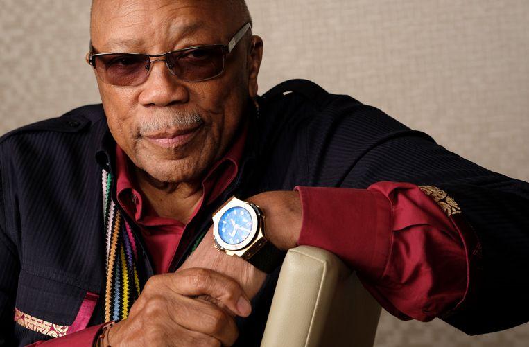 Quincy Jones. Beeld Chris Pizzello/Invision/AP