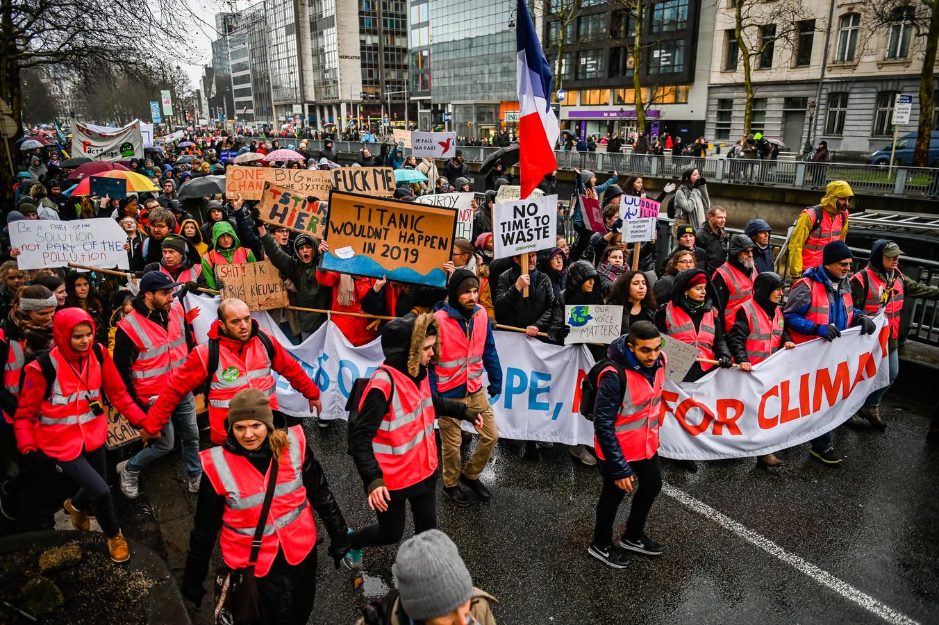 De studentenprotesten in Brussel raakten een snaar bij het Boomse gemeentebestuur. Zij wil nu met de Boomse scholieren in dialoog treden over het klimaat.