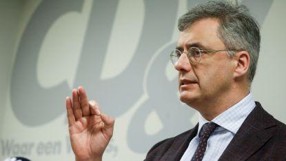 63 procent CD&V-leden houdt vast aan Vlaamse meerderheid, Coens eist dat N-VA mee aan tafel mag