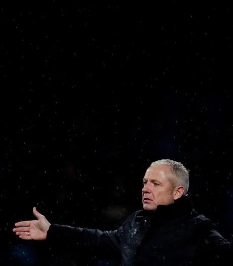 NEC-trainer De Gier na duel Cambuur: 'We moeten hier gewoon winnen'