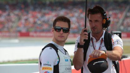 """Onze F1-watcher in Hockenheim ziet CEO van McLaren maar weinig aandacht tonen in wagen Vandoorne: """"Tja. Belangrijke dingen eerst, zeker?"""""""