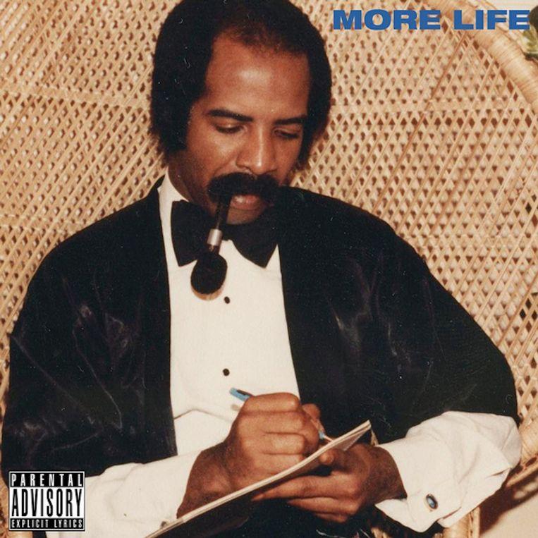 'More Life' van Drake.  Beeld rr