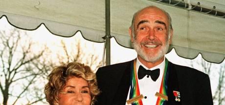 Weduwe Sean Connery: 'Dit is wat hij gewild heeft, vertrekken zonder enig gedoe'