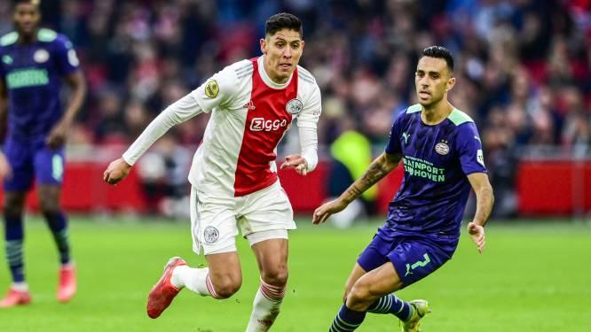 Ajax breekt verbintenis Edson Álvarez open
