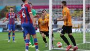Wolverhampton klopt Crystal Palace en staat weer stap dichter bij Europees voetbal